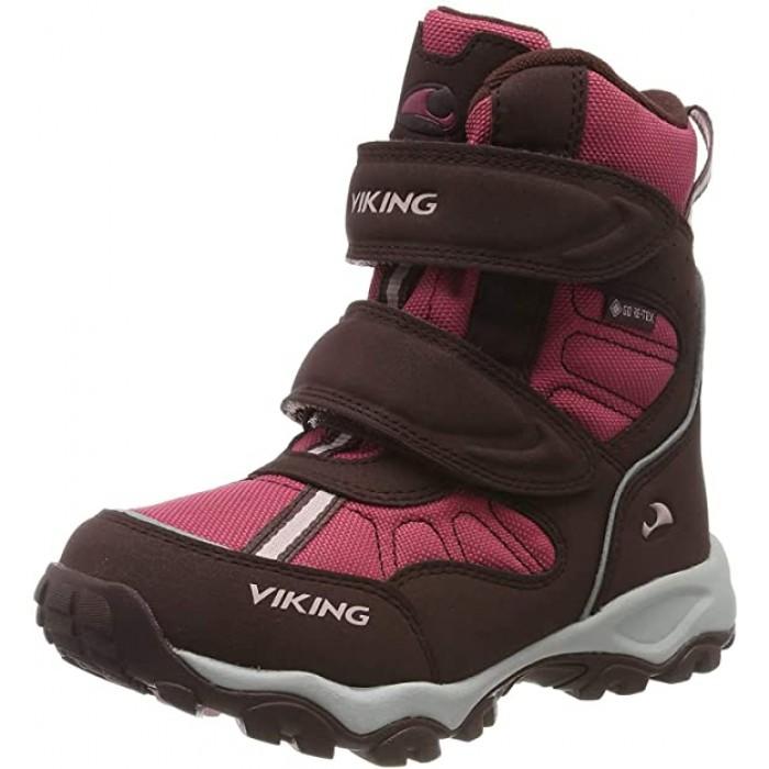 Viking žieminiai vaikiški batai Bluster